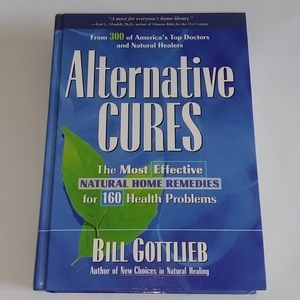 Alternative Cures. Natural Home Remedies